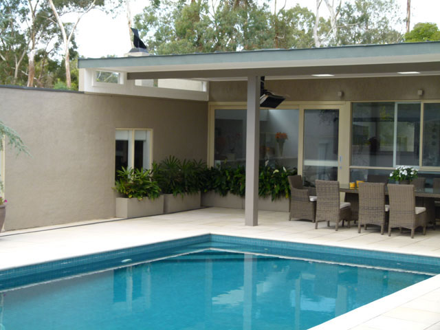 Landscaping pool surrounds warrina landscaping melbourne for Swimming pool surrounds design